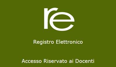 Vai al sito Registro elettronico docenti