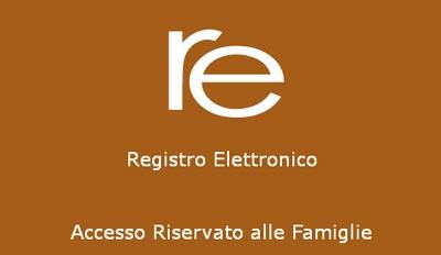 Vai al sito Registro elettronico famiglie